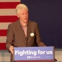 WATCH: Bill Clinton's full speech at Left Bank Annex in Portland