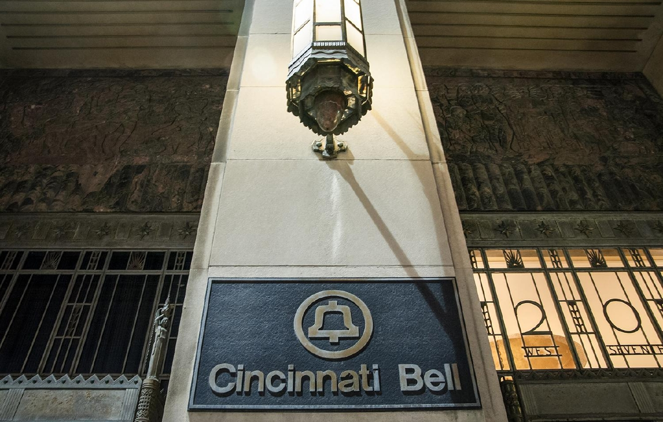 BUILDING: Cincinnati and Suburban Telephone Company / LOCATION: 209 W 7th St (45202) -- Downtown / TIDBIT: The building was designed in Art Deco style by Harry Hake Sr., who also designed Crosley Field. / IMAGE: Melissa Doss Sliney