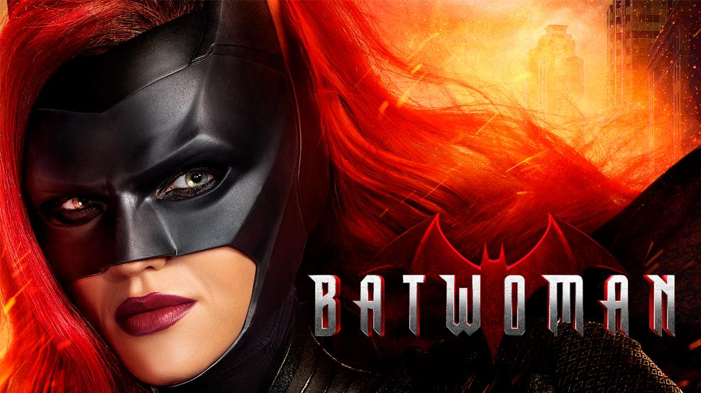 Ruby Rose as Kate Kane and Camrus Johnson as Luke Fox, coming this fall (The CW)