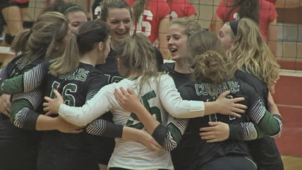 North Star, Somerset advance to volleyball finals