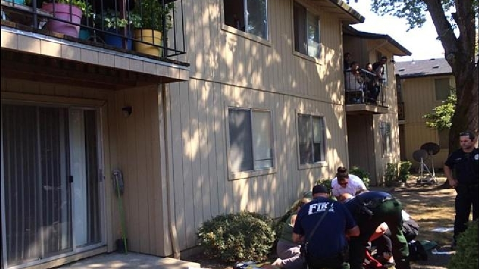 2 year old falls from second story window in forest grove for 2 year old falls out of window