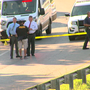 Driver shot on the 6th Street Viaduct has died