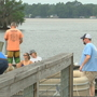 A ministry outside church walls: Christ Episcopal Church holds service on the lake