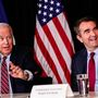 Former Vice President Biden campaigns for Ralph Northam in roundtable discussion
