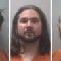 3 Chapin men charged after deputies seize more than 100 pounds of marijuana, pills