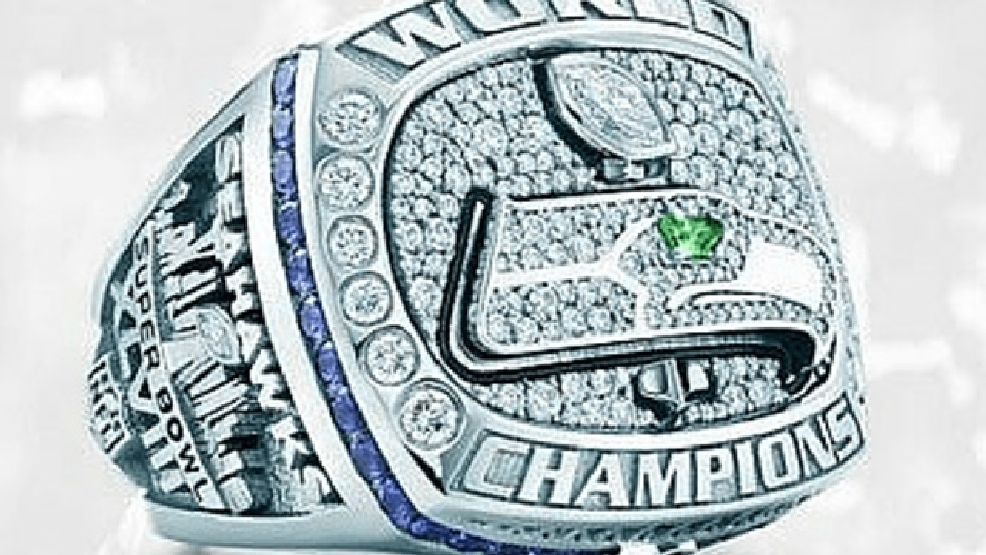 How Much Is The Seahawks Super Bowl Ring Worth Katu