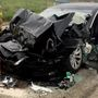 Tesla's Autopilot engaged during crash driver says, Tesla waiting for data