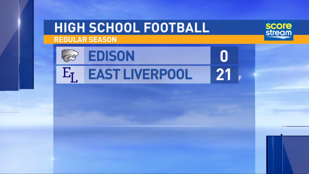 8.25.17 Highlights: Edison at East Liverpool