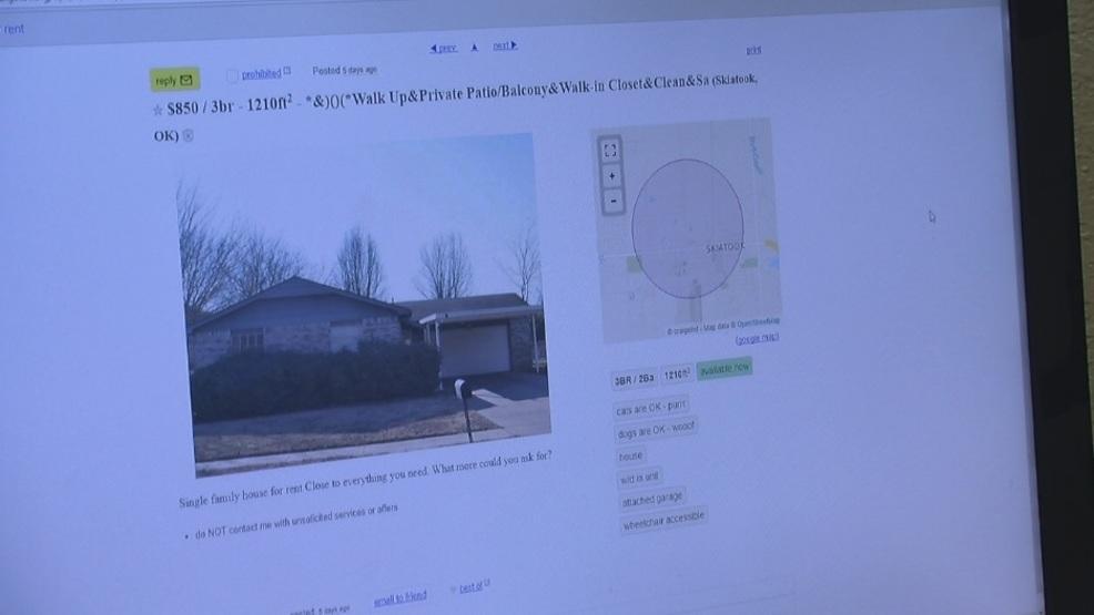craigslist house rental scam in skiatook ktul