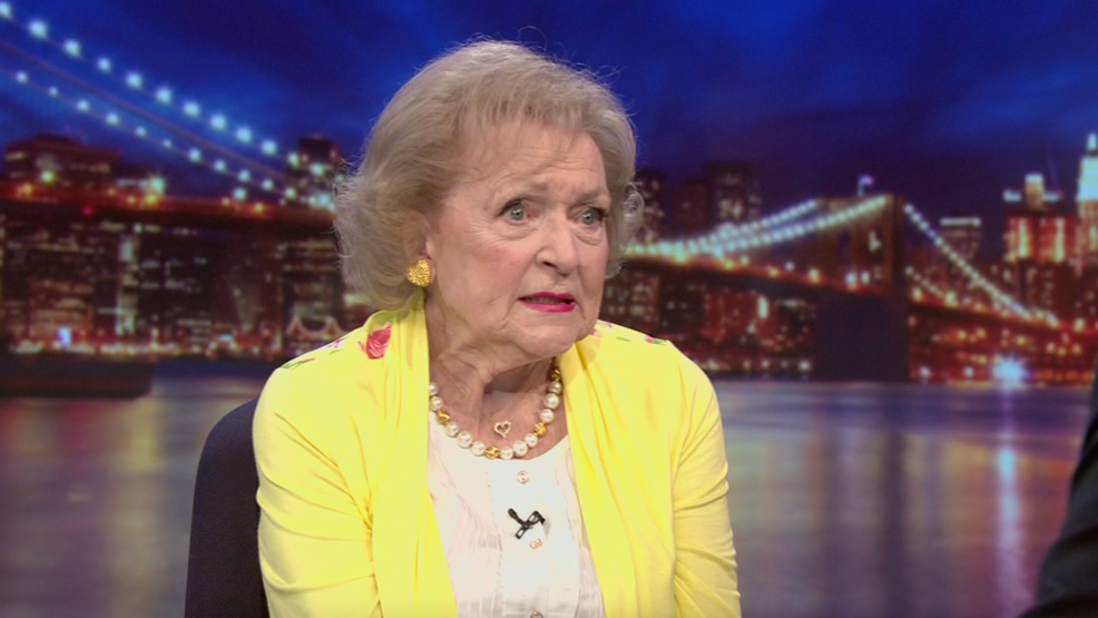 Betty White doing just fine during pandemic, but she has some thoughts on it