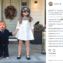 Capitals player posts cute Halloween photo of girls dressed as President Trump, Melania