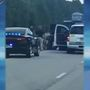 Man drives down Arkansas interstate with casket on roof, leads police on chase