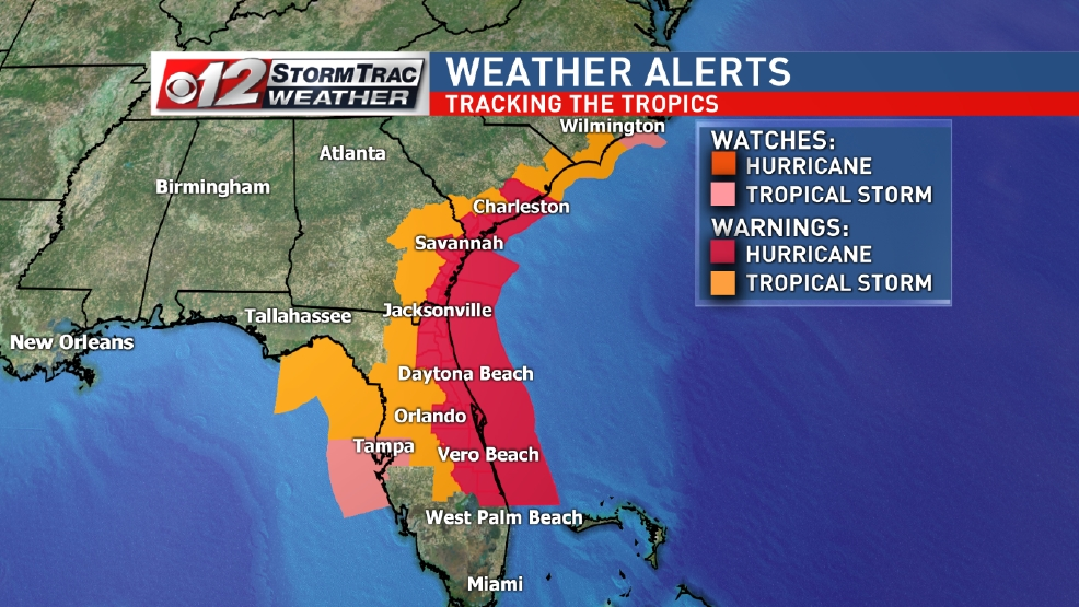 Tropical Storm warning lifted for Palm Beach County WPEC