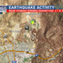 2 Earthquakes shake Spanish Springs area