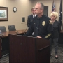 City officials and police department hold press conference about recent violence