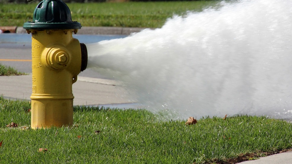 Martinsville Water Resources to begin hydrant flushing Sept. 9 - WSET