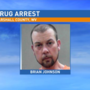 Arrest made after police say they pulled over intoxicated driver and find drugs, cash