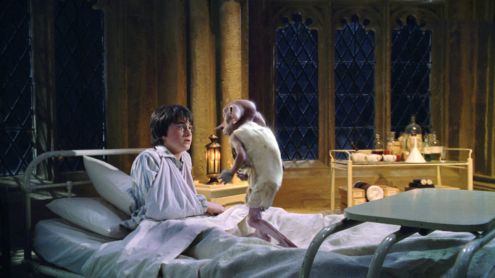 JK Rowling Sorry For Killing Dobby The House Elf In Harry Potter Finale