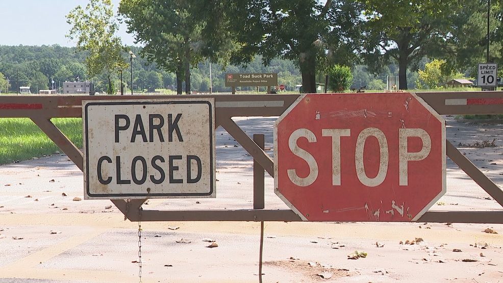 Army Corps: Toad Suck Park not permanently closed
