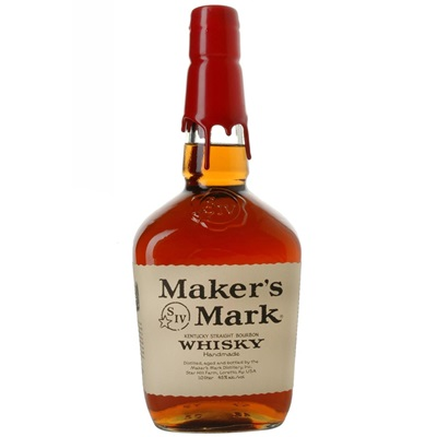 <p>Maker's Mark Bourbon</p>