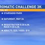 3K run will be held Saturday, beginning at Starvaggi Park