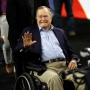 Chief of staff: George H.W. Bush hospitalized in Houston