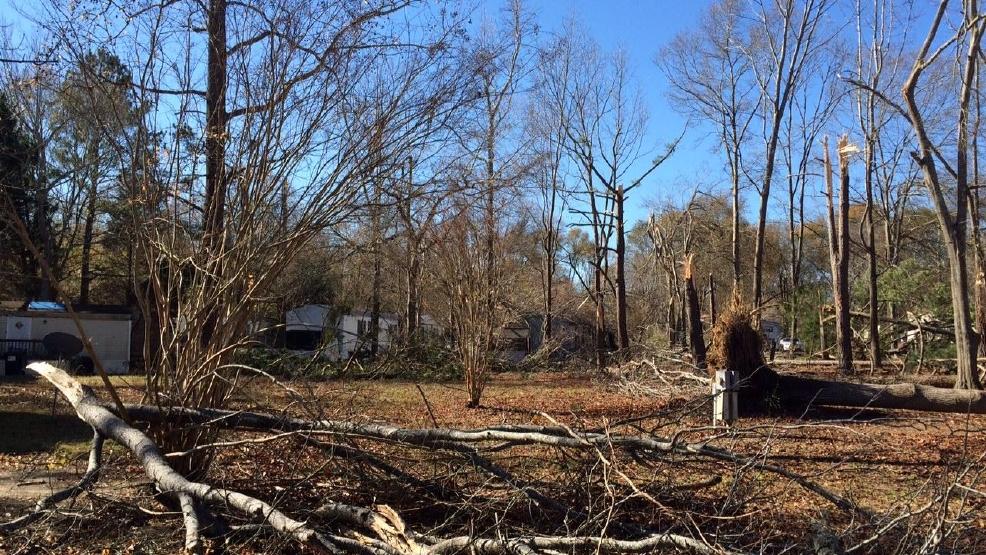 Gallery Tornado Confirmed In Greenville County Residents