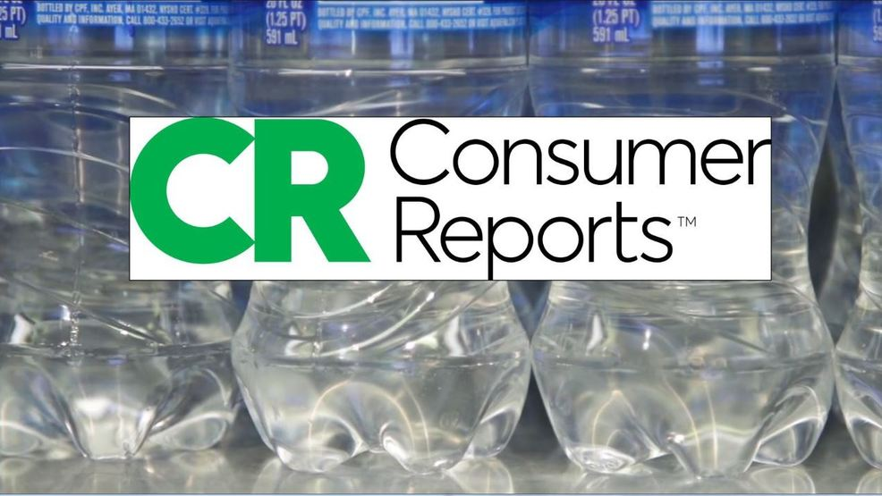 Consumer Reports: Bottled water with unsafe levels of arsenic | WLOS