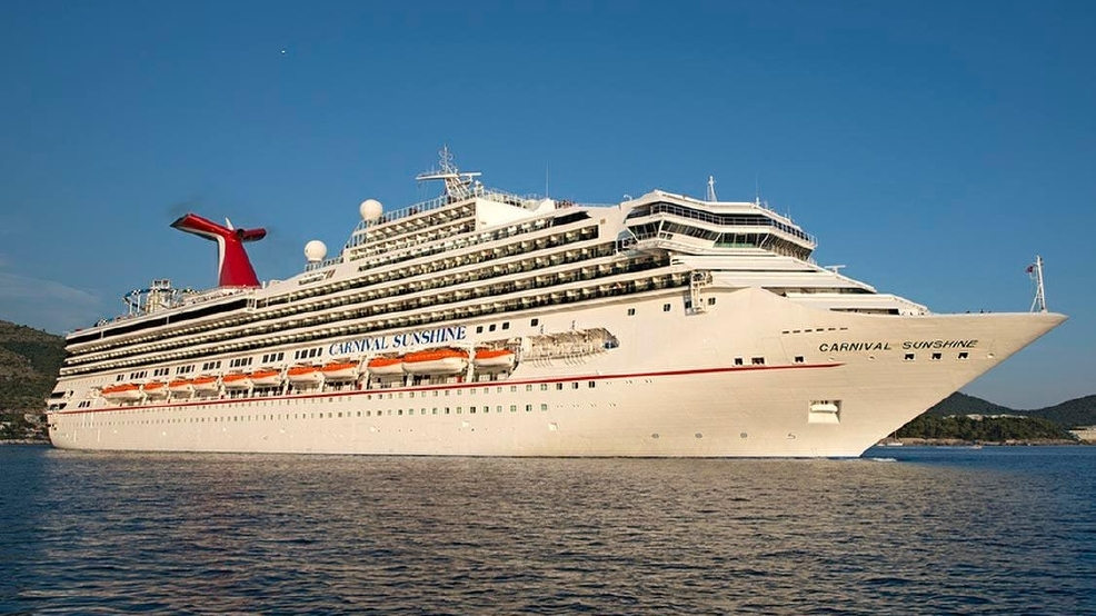 Carnival Announces New Cruise Ship To Depart From Charleston WCIV - Cruises departing from charleston sc