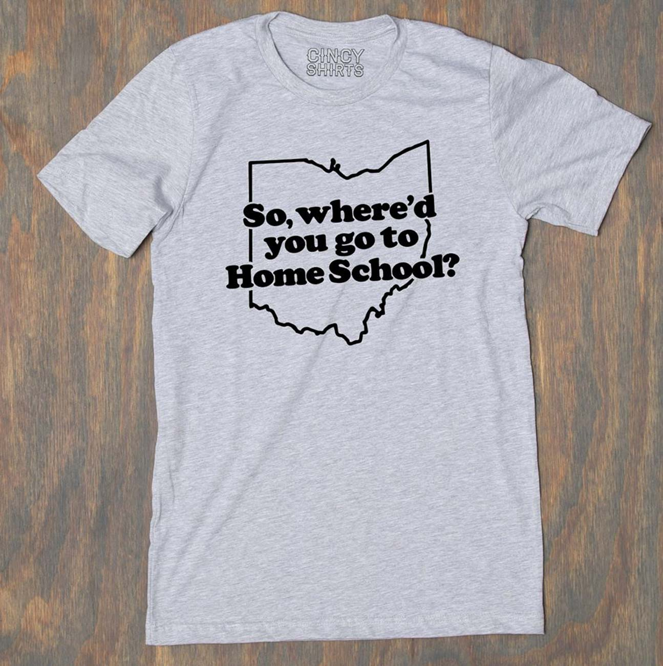 Order your shirts, masks, and other gifts and apparel online at cincyshirts.com. / Image courtesy of Cincy Shirts // Published: 5.30.20