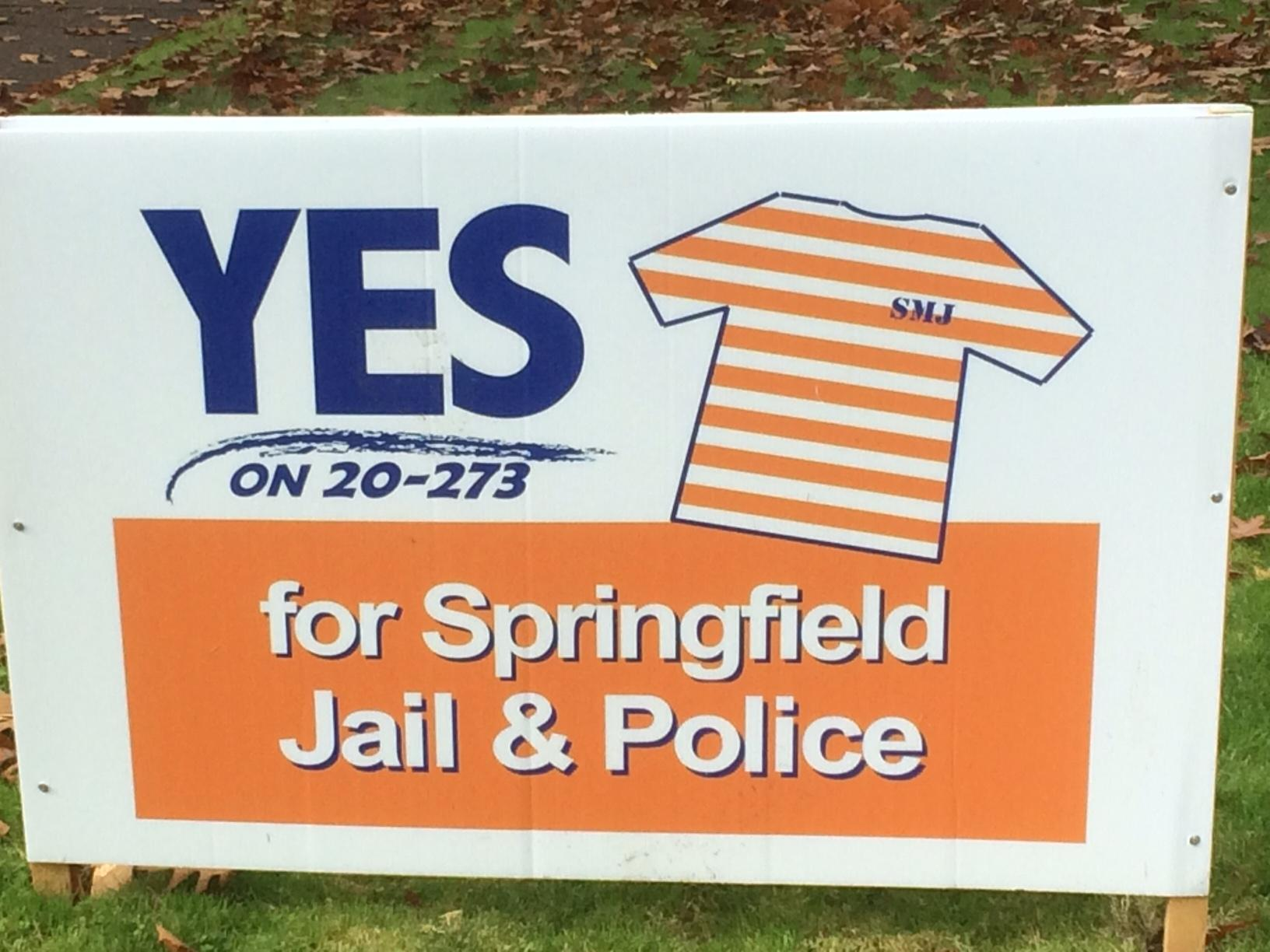 Springfield tax levy up for vote in November