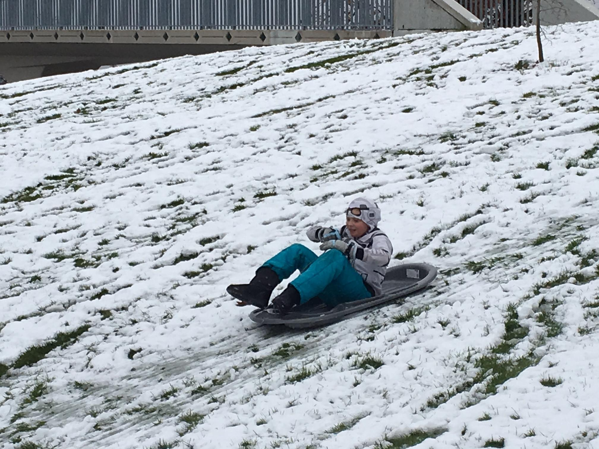 Did you go sledding? Share your videos & photos #LiveOnKVAL at BURST.com/KVAL