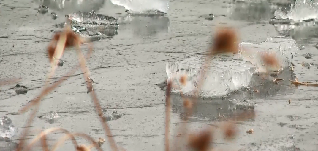 Boy saved from a frozen pond by hero sergeant. (Photo: KUTV)
