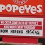 West Jordan Popeyes has sign with racial slur
