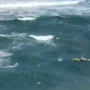 VIDEO: Swimmer rescued after caught in rip current off Palm Beach