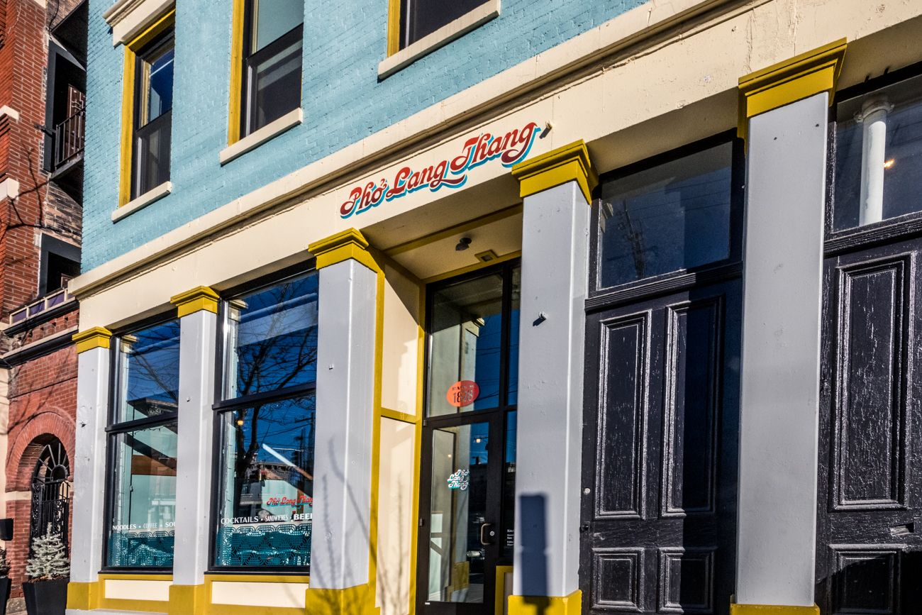 "RESTAURANT: Pho Lang Thang / ADDRESS: 1828 Race Street (Over-the-Rhine) / PHONE: 513-376-9177 / WEBSITE:{&nbsp;}<a  href=""https://www.pholangthang.com/"" target=""_blank"" title=""https://www.pholangthang.com/"">pholangthang.com</a>{&nbsp;}/ Image: Catherine Viox // Published: 11.2.20<br>"