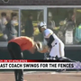 UTEP assistant coach swings for the fences on marriage proposal