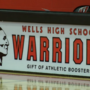 Wells High School will keep Warriors name, change Native American imagery