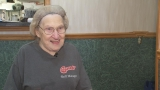 57-year pizza shop veteran will miss her customers the most