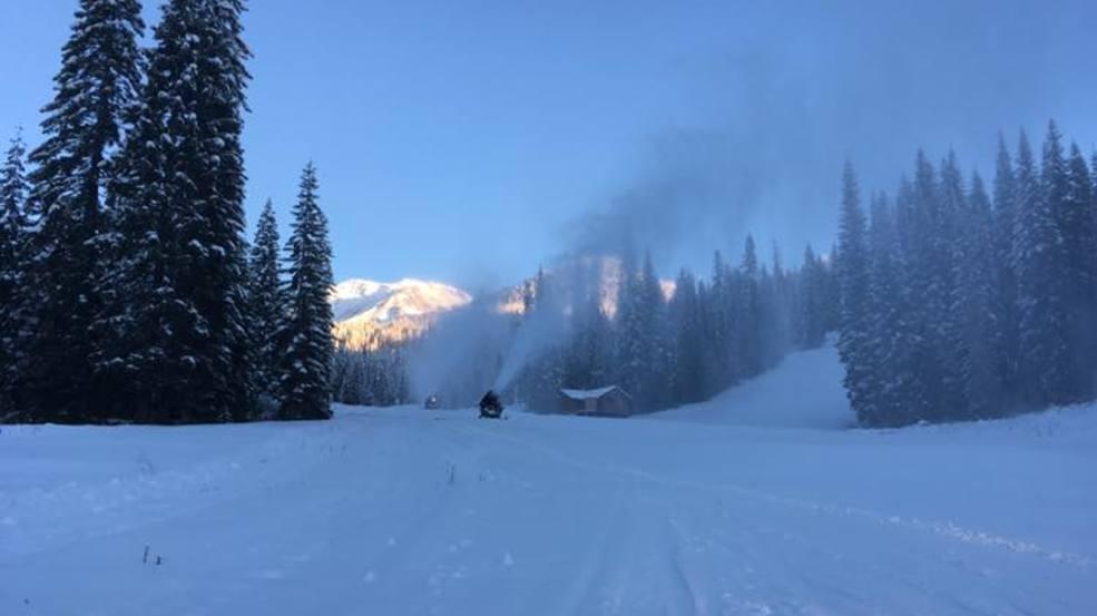 mt shasta ski park announces opening date krcr