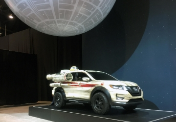 Nissan brings Star Wars to Chicago Auto Show