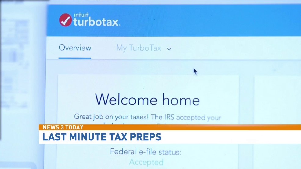 online tax return software