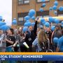 Edison students remember classmate