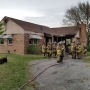House fire reported in north Tulsa