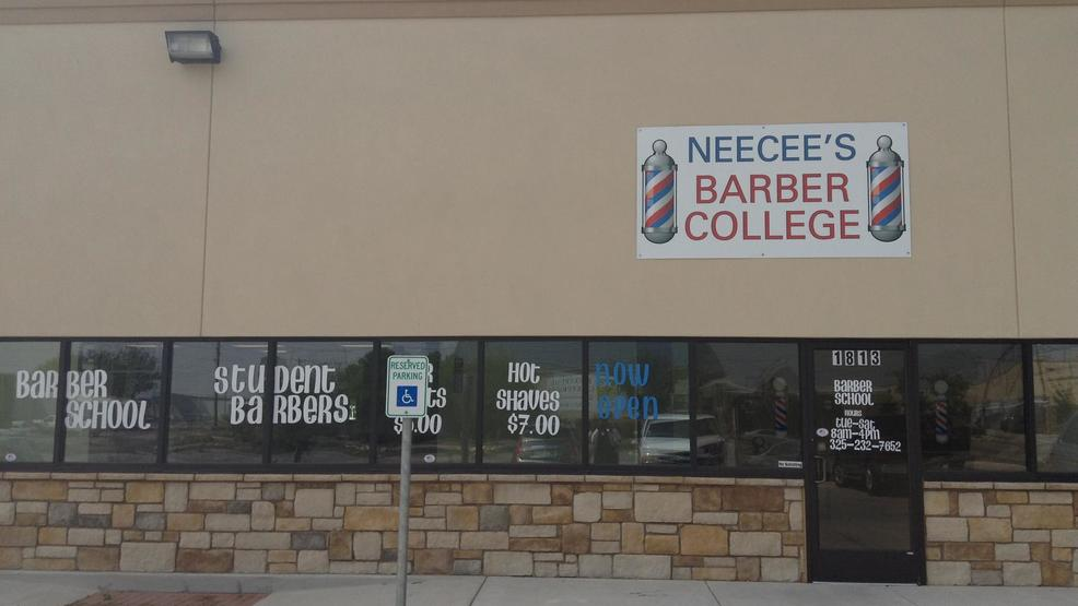 Abilene Barber College Offering Free Haircuts For Law Enforcement Ktxs