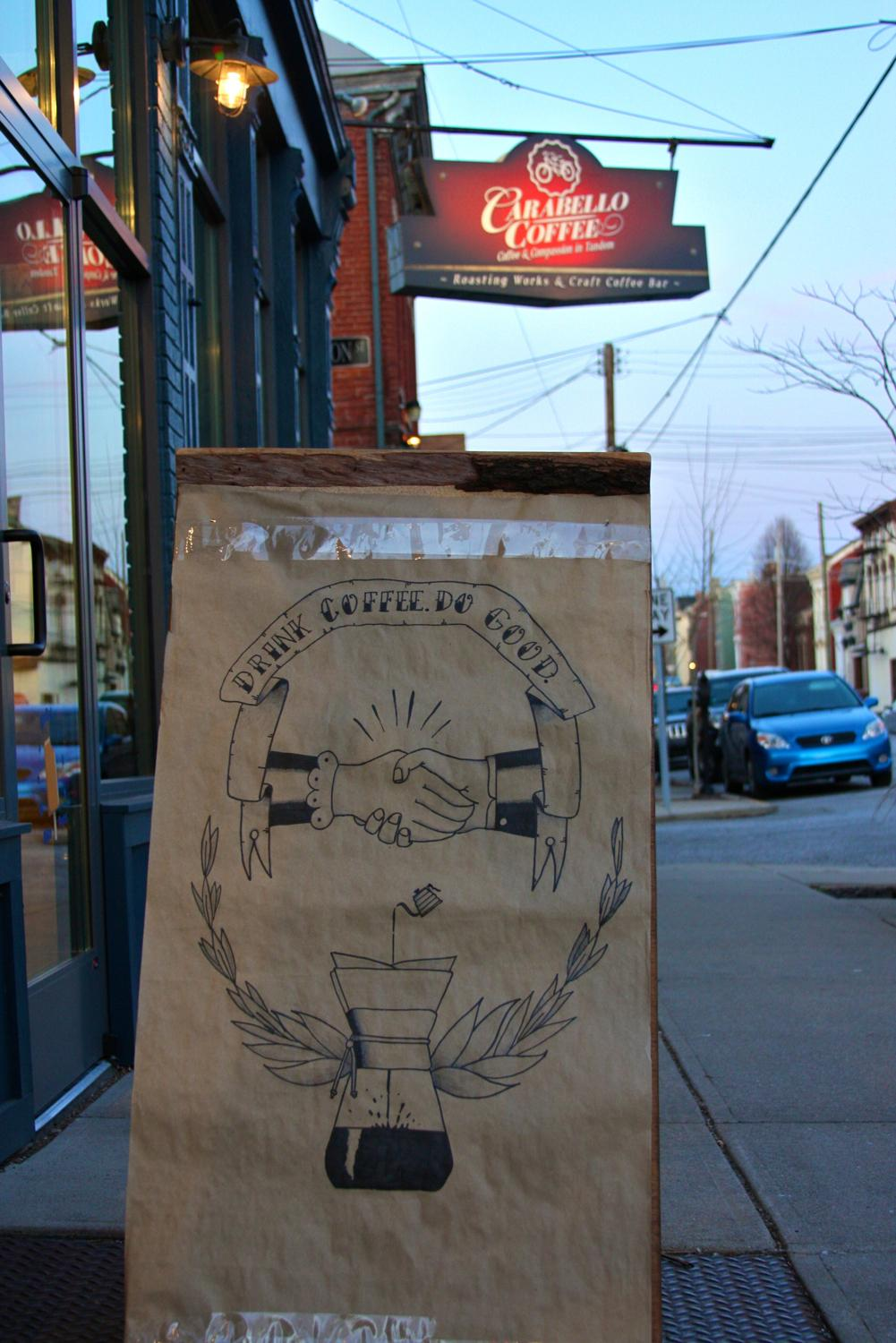 Carabello Analog Bar provides a deeper look at the coffee-making experience. With only six seats at the bar, baristas use their creativity to create unique drinks right in front of patrons. It bills itself as an experience unlike any other in Cincinnati. ADDRESS: 107 E. 9th St., Newport, KY 41071 / IMAGE: Molly Paz // PUBLISHED: 3.4.17