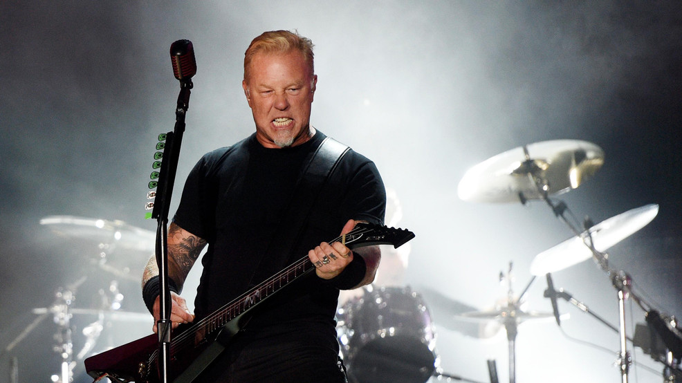 Metallica concert playing one night only at drive-ins including three in central Ohio