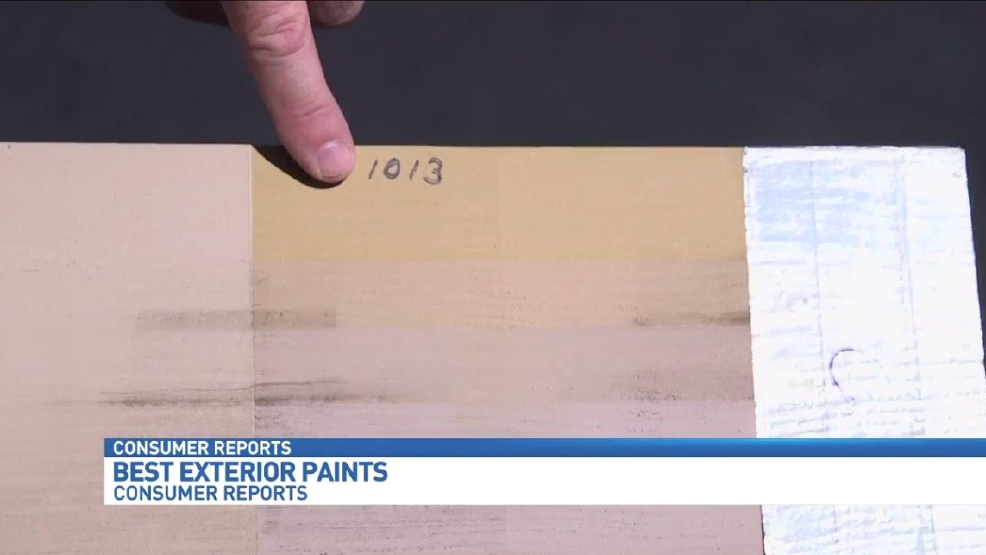 Consumer Reports: Exterior Paint   WPEC on investor reports, construction reports, professional reports, online reports, energy reports, money reports,