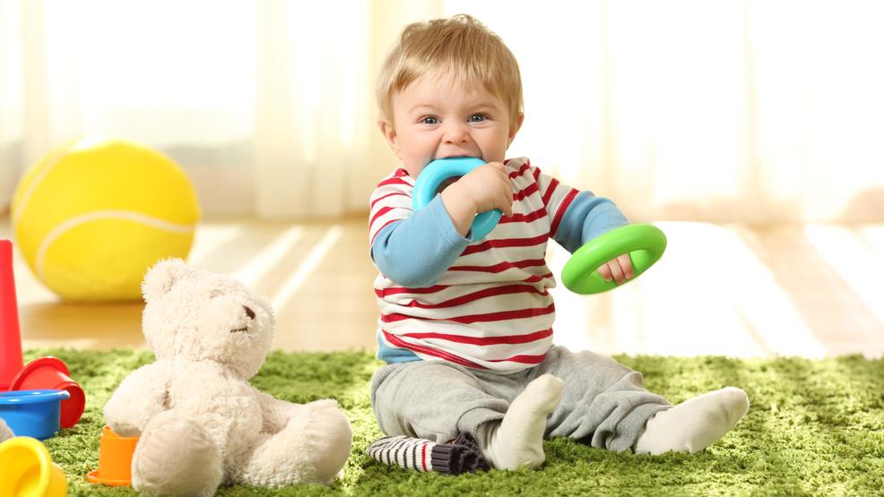 The best (and safest!) toys for children of every age