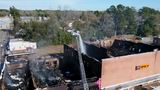 Holly Hill businesses destroyed by fire